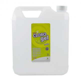 Cloro Gel Limpiador Desinfectante Limon
