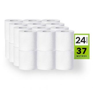 papel higienico granel 37 metros